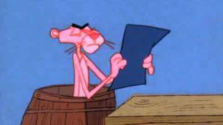 Pink Panther Episode 104 Pinkologist Disc 4 HQ