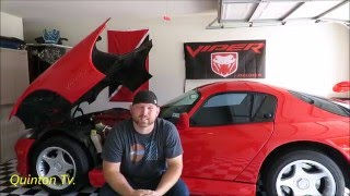 1997 Dodge Viper GTS!