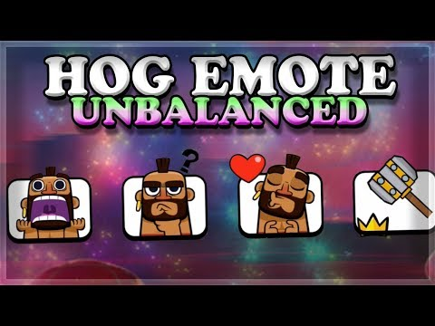 Xxx Mp4 Hog Emotes Are OVERPOWERED Clash Royale 🍊 3gp Sex