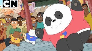 We Bare Bears | Baby Bear Rap | Cartoon Network