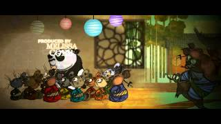 Best Animated Title Sequence and Credits - Kung Fu Panda 2