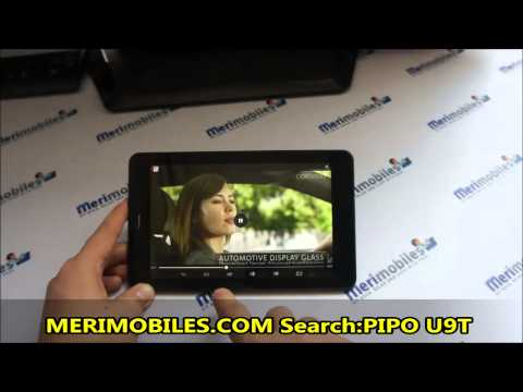 PIPO U9T 7.0 Inch 1920*1200 IPS RK3188 Quad Core 3G GPS Android 4.2 2GB 16GB Tablet PC