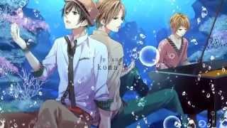 深海少女-koma'n_piano.ver-で歌ってみた【nero×ゆう十】