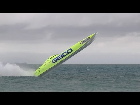 Offshore Powerboat World Championship 2014 Key