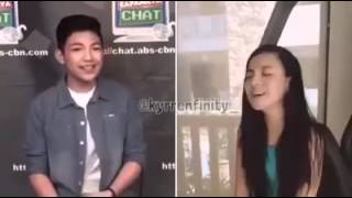 Stitches- Kyline Alcantara and Darren Espanto