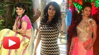 Tina Dutta, Pooja Gor, Krystle D'souza, Rucha Hasabnis, Divyanka Tripathi - Hot Photoshoot