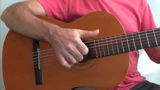 Tres ritmos básicos de guitarra para principiante