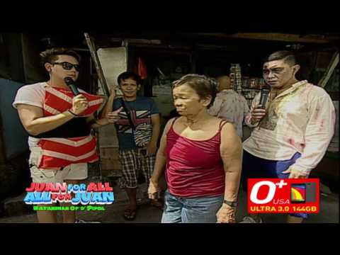 Juan For All, All For Juan Sugod Bahay | October 29, 2016