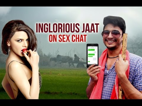 Xxx Mp4 Inglorious Jaat On Sex Chat Very Funny Answers Inglorious Desi 3gp Sex