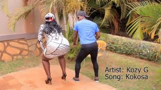 "KOZY G ""KOKOSA"" WITH KING KONG MC OF UGANDA AND COAX DANCING"