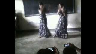 Dance of Mirza Golam Hafiz college