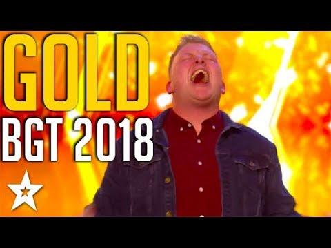 TOP 5 GOLDEN BUZZERS on Britain s Got Talent 2018 Got Talent Global