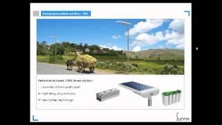 Off-Grid Energy Storage