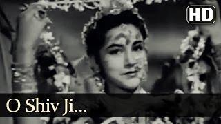 O Shiv Ji | Munimji Songs | Dev Anand | Pran | Nalini Jaywant | Hemant Kumar | Filmigaane
