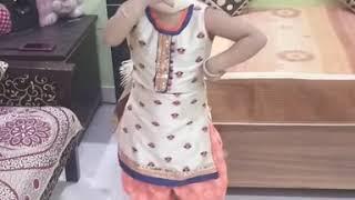 Mere Sune Sune Pair Song Dance By Punjabi Little Girl | Best Dance by Punjabi Song 2018