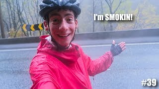 I'M SMOKING! | European Bike Tour #39