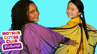 Butterfly   Mother Goose Club Playhouse Kids Video