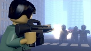 Lego Zombie Fighters