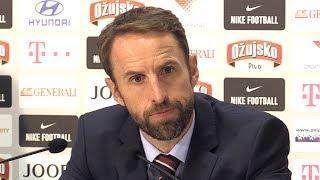 Croatia 0-0 England - Gareth Southgate Full Post Match Press Conference - UEFA Nations League