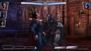 Batman V Superman Dawn Of Justice / Injustice Gods Among Us / Final Boss (Android/IOS)