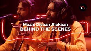 Coke Studio Season 12   Maahi Diyaan Jhokaan   BTS   Barkat Jamal Fakir Troupe
