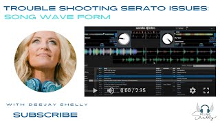 Touble Shooting Serato Issues: Song wave form crashing, breaking, or freezing