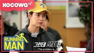 Song Ji Hyo's 2018 Fortune [Running Man Ep 384]