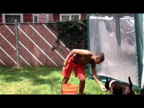 Ice bucet challenge