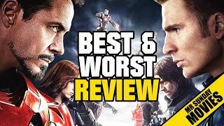 CAPTAIN AMERICA: CIVIL WAR Review (Spoiler Free)