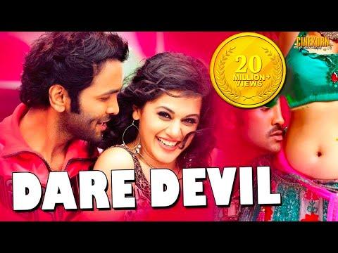 Dare Devil (Vastadu Naa Raju) Hindi Dubbed Full Movie   Taapsee, Vishnu