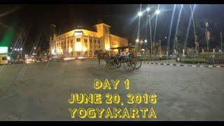 DAY 1 : Yogyakarta , June 20, 2016 (From Malioboro, with love)