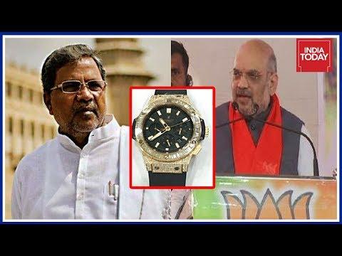 Xxx Mp4 Amit Shah In K Taka Siddaramaiah S ₹40L Watch Evidence Of Corruption 3gp Sex
