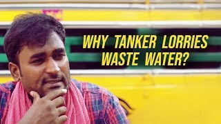 Why Tanker Lorries waste water? Feat. LMES (Let