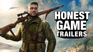 SNIPER ELITE 4 (Honest Game Trailers)