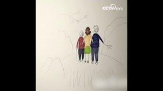 تقديم عيد تشونغ يانغ بالرسوم|CCTV Arabic