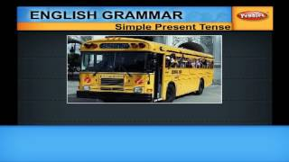 How to use Present Tenses | English Grammar Lesson for Beginners | Tenses