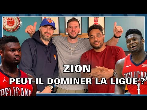 ZION PEUT IL VRAIMENT DOMINER LA LIGUE NBA First Day Show 123