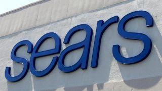 Sears stock up 25% due to Amazon effect
