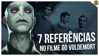 7 REFERÊNCIAS DOS LIVROS DE HARRY POTTER NO FILME DO VOLDEMORT!