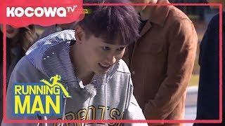 [Running Man] Ep 376_Eunhyuk, No Pain No Gain