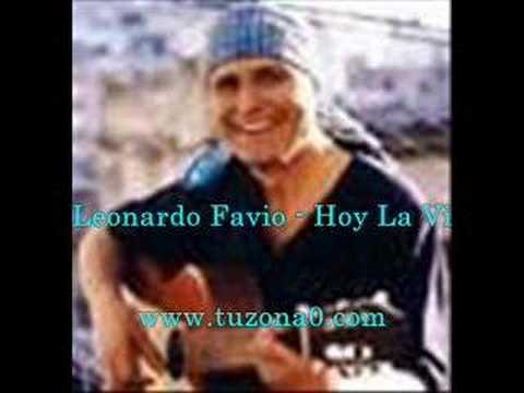 Leonardo Favio Hoy La Vi
