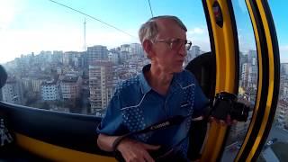 Канатная Дорога над Анкарой в Турции