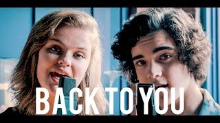 Louis Tomlinson - Back to You ft. Bebe Rexha (Cover by Alexander Stewart & Serena Rutledge)