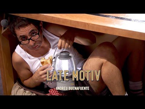 LATE MOTIV - Consultorio de Berto Romero. Berto... y Roberto   #LateMotiv134