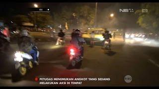 Peserta Aksi Angkot Balap Liar Berhamburan Saat Tim Prabu Datang - 86
