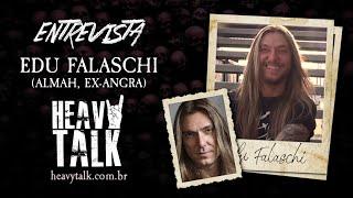 Edu Falaschi | Deus, ex-colegas do Angra e 25 anos de carreira | Heavy Talk