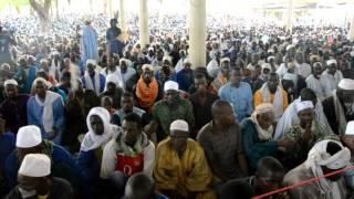 Daaka Gounass : La Cérémonie Officielle  avec le ministre de l'Interieur