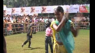 Gujarati Garba Song Navratri Live 2011 - Kalol - Darshna Vyas, Vipul Panchivala - Day-4 Part-7
