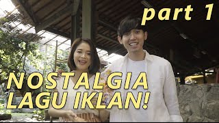 LAGU-LAGU IKLAN LEGENDARIS DALAM 3 MENIT Feat. Yessiel Trivena, Saung Angklung Udjo