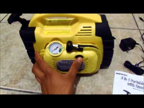 RALLY 7471 8 IN 1 GENERATOR HAND CRANK ENDLESS ENERGY